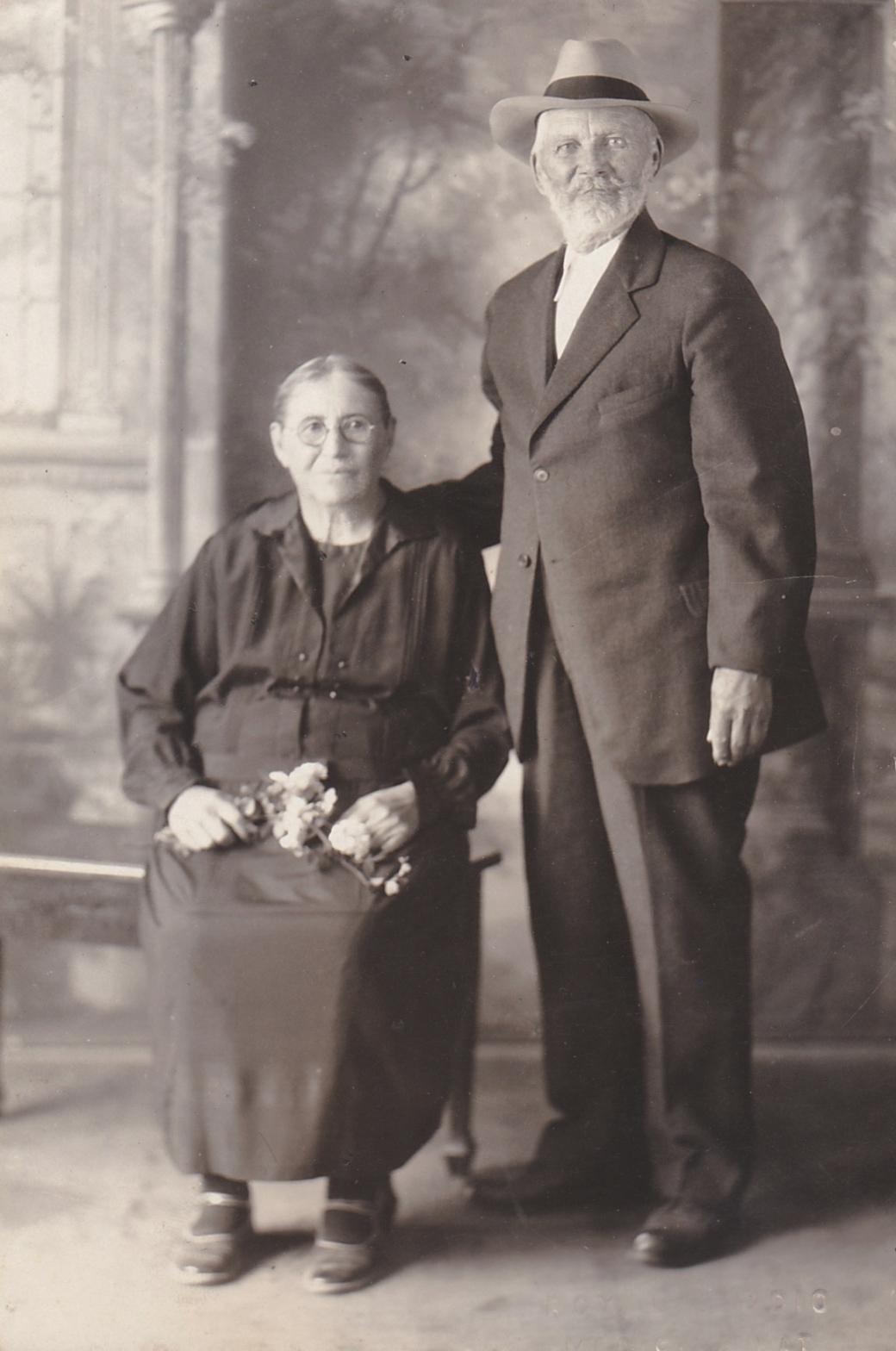 Carolina Kern and Husband