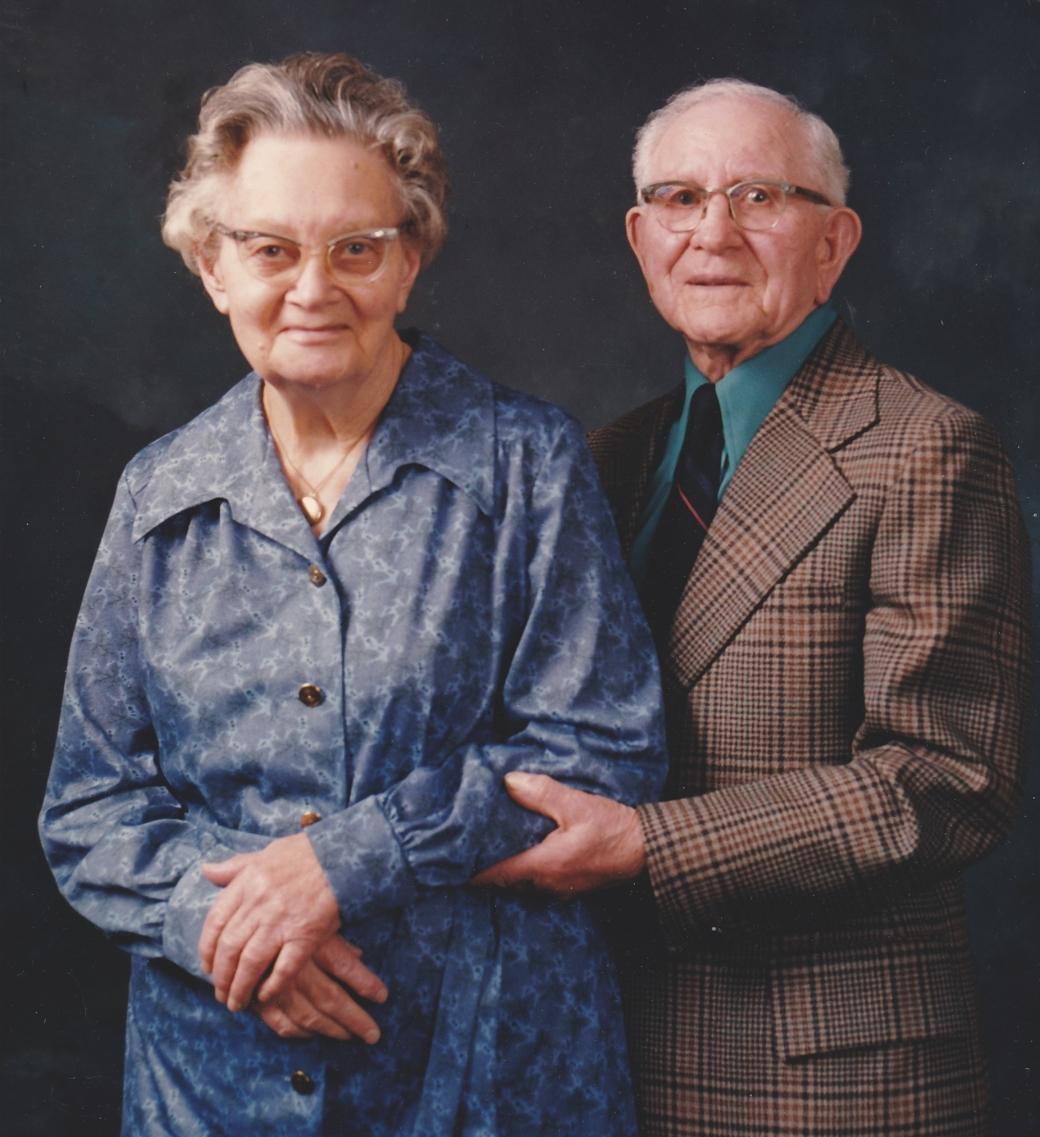 Joseph & Pauline Kern