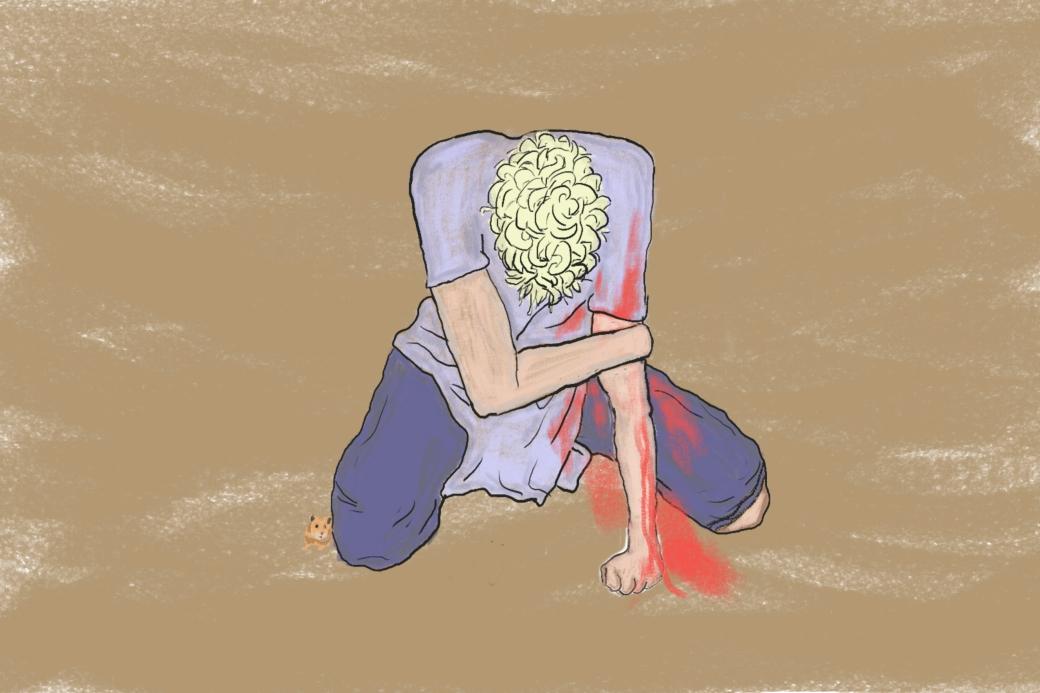 Kneeling collapse